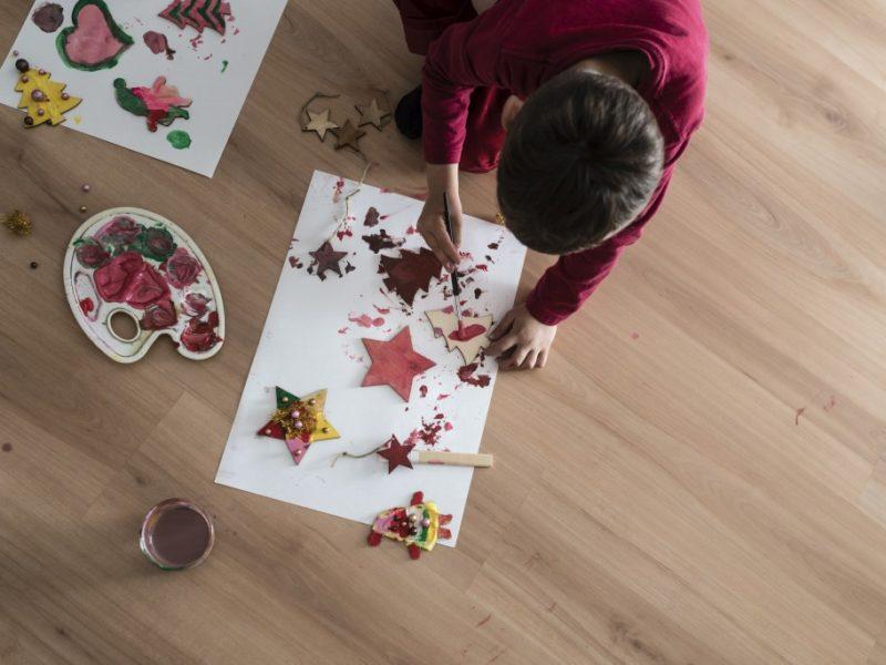 Arteterapia – Terapia przez sztuki plastyczne.