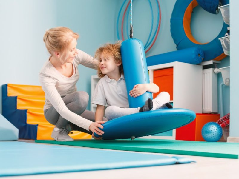 Terapia integracji sensorycznej