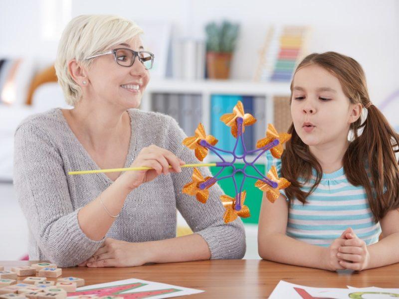 Terapia logopedyczna dla dzieci