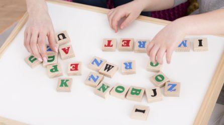 Terapia ręki dla dziecka